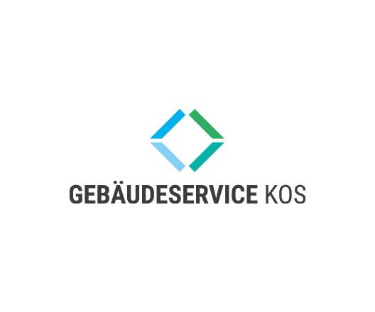 Website Entwurf und Gestaltung von Gebäudeservice Kos durch woiddesign.